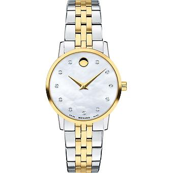 Movado - Wristwatch - Unisex - 0607208 - Museum Classic -