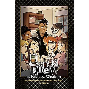Nancy Drew - The Palace Of Wisdom HC by Kelly Thompson - 9781524114633