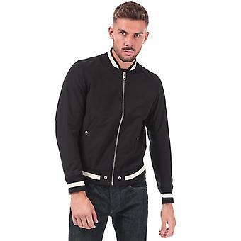 Men's Diesel R-Radical Jacket in Black