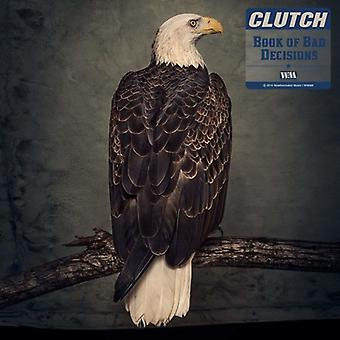 Clutch - Book of Bad Decisions [CD] USA import