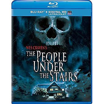 Menschen unter the Stairs [Blu-Ray] USA import