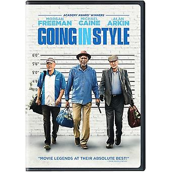 Going in Style [DVD] USA import