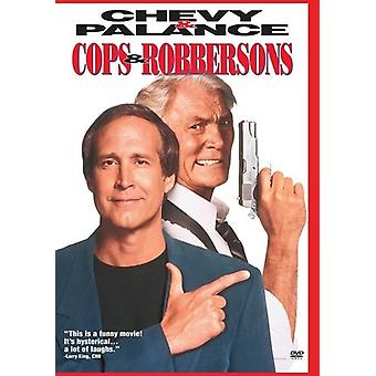 Cops & Robbersons [DVD] USA import