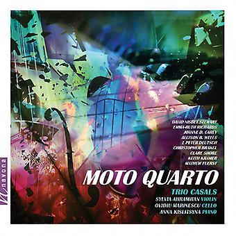 Moto Quarto [CD] USA import