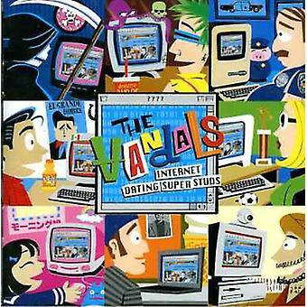 Vandals - Internet Dating Superstuds [CD] USA import