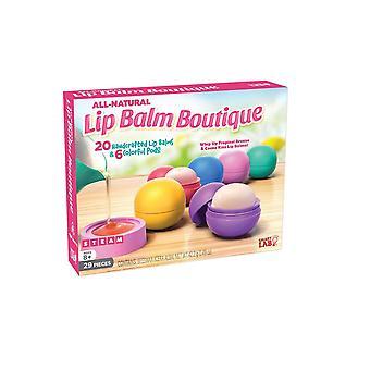 מעבדה חכמה-בלשי שפתיים מנצנץ