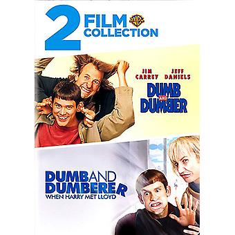 Dumb & Dumber/Dumber & Dumberer [DVD] USA import