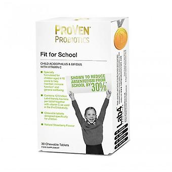ProVen Probiotics Fit For School Capsules 30 (PR13)