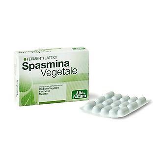 Spasmina Vegetale 30 kapsler på 500mg