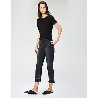 ブランド - 毎日の儀式の女性&アポ;s 100%リネン半袖オープンクルーネックT-...
