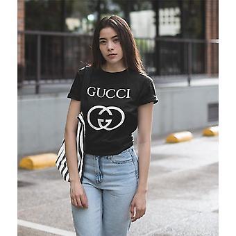 Gucci vintage naiset's t-paita