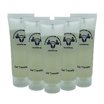 Tattoo Transfer Gel - Crème voor Body Art Paint