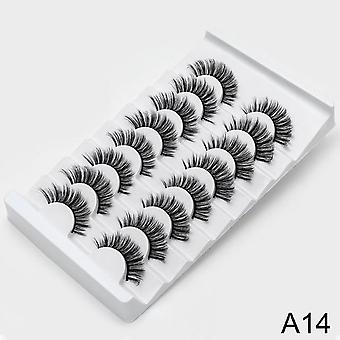 False Eyelashes Extension Silk