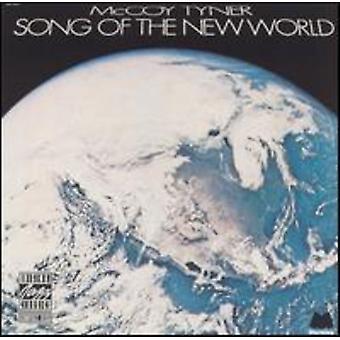McCoy Tyner - låt av den nya värld [CD] USA importen