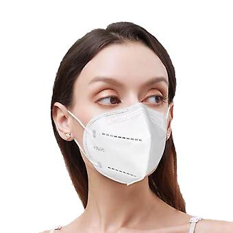 5-Layers kn95 face masks dustproof air filter breathing
