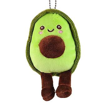 Avocado Corduroy Dolls - Plush Key Chain For Children's Little Pendant