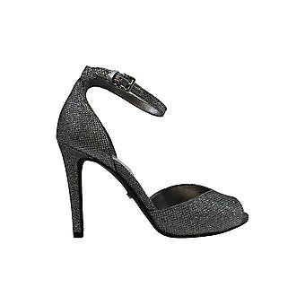 Michael Michael Kors Womens Cambria Peep Toe Casual Ankle Strap Sandals