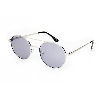 Sunglasses Unisex Cat.3 Silver/Pink (19-093)
