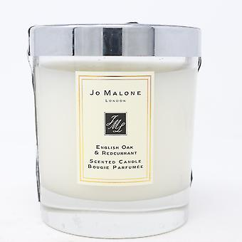 Jo Malone English Oak & Redcurrant Scented Candle  7.0oz/ New