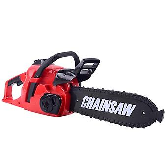 Pretend Play Tool Rotating Chainsaw With Sound Simulation Repair House Play Toys For Boys Kids