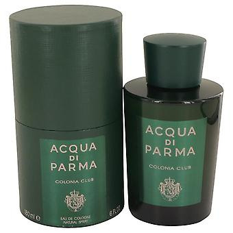 Acqua Di Parma Colonia Club Eau De Cologne Spray By Acqua Di Parma 6 oz Eau De Cologne Spray