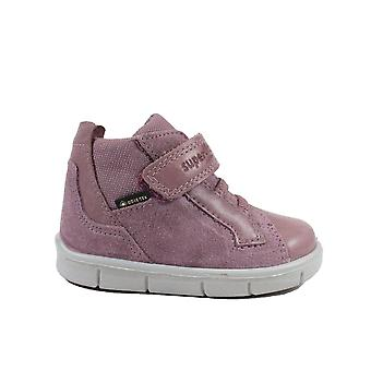 Superfit Ulli 009430-85 Lilac Suede Leather Girls Gore-Tex® Ankle Boots