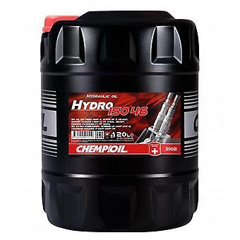 Chempioil 20L Hydraulic Oil Fluid ISO 46