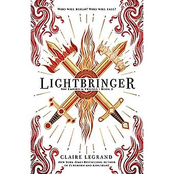 LIGHTBRINGER by LEGRAND & CLAIRE