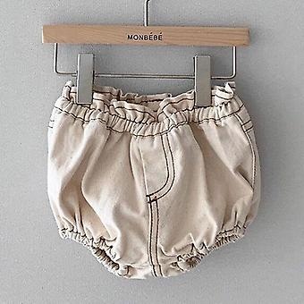 Summer Baby Shorts Bud Waist Boys Denim Infant Girls Pp Pants