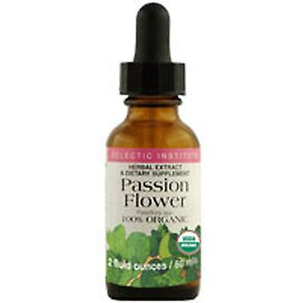 Eclectic Institute Inc Passion Flower, 2 Oz mit Alkohol