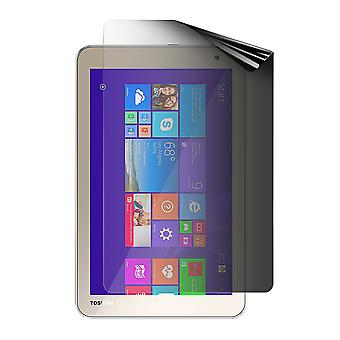 Celicious Privacy 2-Way Portrait Anti-Spy Filter Screen Protector Film Compatible with Toshiba Encore 2 8.0