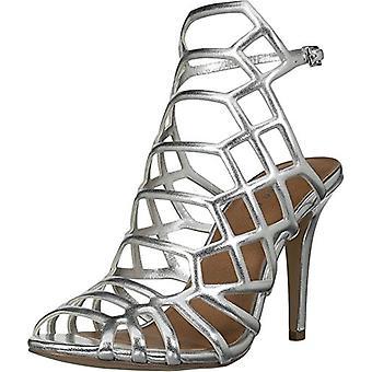 Madden Girl Womens Directt Peep Toe Formal Strappy Sandals