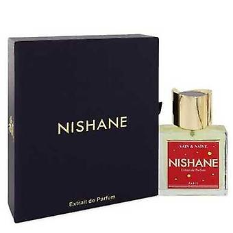 Vain & Nave By Nishane Extrait De Parfum Spray (unisex) 1.7 Oz (women) V728-547256