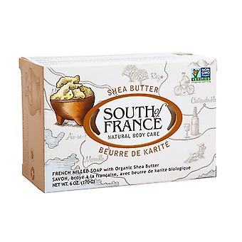 South of France French Milled Bar Soap Shea Butter