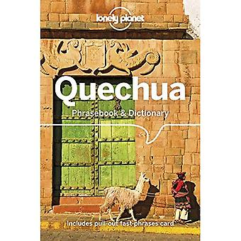 Lonely Planet Quechua Phrasebook & Dictionary