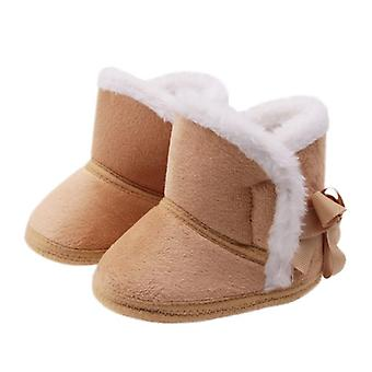 Winter Warm Baby Boots- Shoes Fur Snow Warm Boots