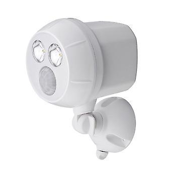 Mr Beams mb380 300-lumen wetterfest drahtlose Batterie angetrieben LED ultra hellen Strahler mit motio