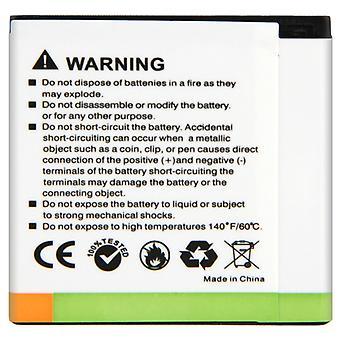 LOPURS Bedrijfsbatterij met hoge capaciteit voor Sony Xperia U5i / U8i (werkelijke capaciteit: 1300mAh)
