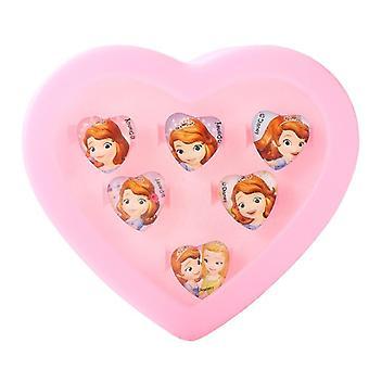 Disney Princess Toy Makijaż - Pierścionek Zestaw Disney Biżuteria Toy