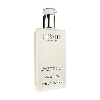 Eternity 6.7 oz body lotion for women
