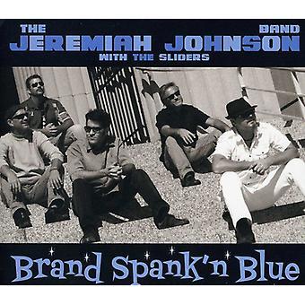 Johnson, Jeremiah banda y los deslizadores - importación de Estados Unidos marca Spank'N azul [CD]