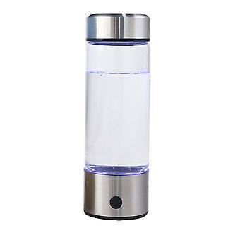 Dobíjecí přenosný generátor vodíkové vody, alkalický výrobce