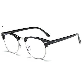 Klassieke bijziendheid bril optische bril metalen brillen frame / mannen