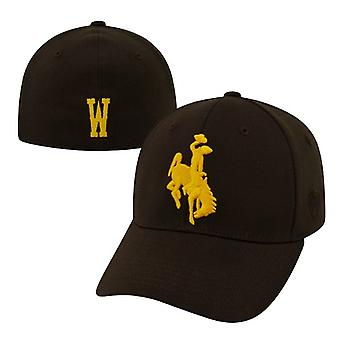 Wyoming Cowboys NCAA TOW Premium Collection Memory Fit hattu