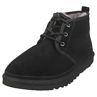 UGG Neumel Mens Casual Boots in Black