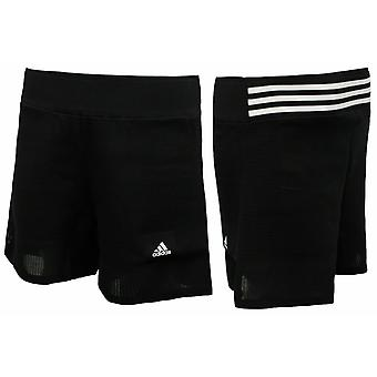 Adidas Icon Womens Boxing Shorts Fitness Training Gym Black S97104
