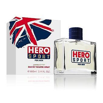 Mayfair Hero Sport Eau de Toilette 100ml Spray - Limited Edition