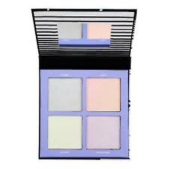 Lottie London Shimmer Squad Holographic Haul Highlighter Palette 16.8g
