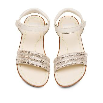 CAMPER Öppna Tå Sandaler Med Silver