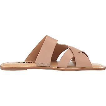 Lucky Brand Naiset's Leelan Flat Slide Sandal